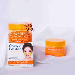 ماسک چشم پرتقال ویتامین سی BIOAQUA